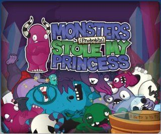 Monsters (Probably) Stole My Princess [Online Game Code]: Video Games
