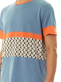 Redondo contrast T shirt  Marc by Marc Jacobs  IO