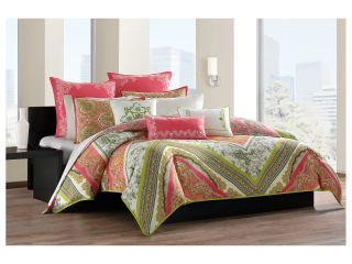 Echo Design Gramercy Paisley Duvet   Full/Queen Multi