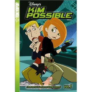 Kim Possible Cine Manga, Vol. 1: Bob Schooley, Mark Mccorkle: 9781591821458: Books