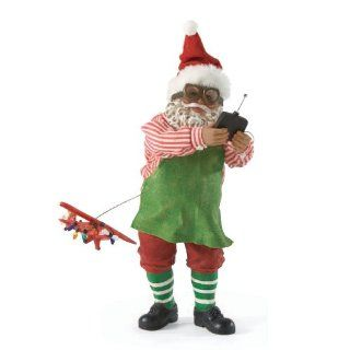 Enesco Possible Dreams from Department 56 Santa Cleared For Take Off AA   Holiday Figurines
