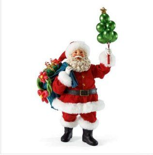 2012 Clothtique Possible Dreams *Holiday Twist* Santa Balloon Twister : Holiday Figurines : Everything Else