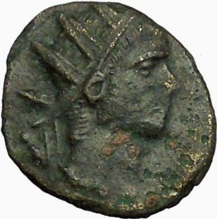 CLAUDIUS II Gothicus Ancient Roman Coin Eagle Deification issue i34852