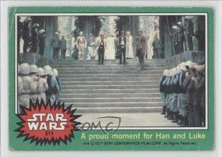 [Missing] COMC REVIEWED Good to VG EX (Trading Card) 1977 Topps Star Wars #211: Entertainment Collectibles