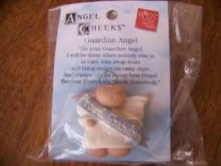 Angel Cheeks Guardian Angel Pins by RUSS   ASSORTED Proud Grandma, New Mommy, It's a Boy, It's a Girl   See Listing for Exact item : Other Products : Everything Else