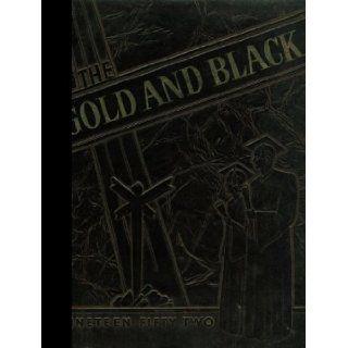 (Reprint) 1952 Yearbook: Andrews High School, Andrews, South Carolina: 1952 Yearbook Staff of Andrews High School: Books