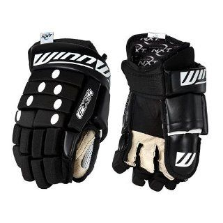 Winnwell GX 4 Senior Hockey Gloves 2011 : Hockey Players Gloves : Sports & Outdoors