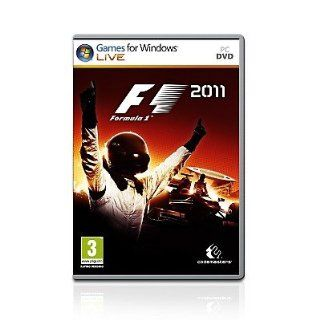 F1 2011 (Formula 1 2011)   PC DVD ROM: Video Games