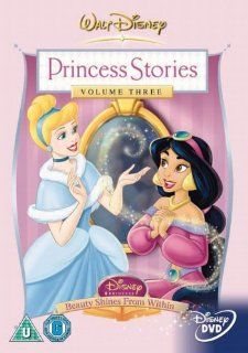 Disney Princess Stories   Volume 3 [Import anglais] Movies & TV