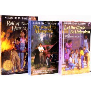 Roll of Thunder, Hear My Cry boxed set: Mildred D. Taylor: 9780147743473: Books