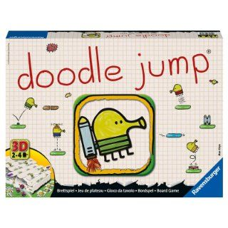 Doodle Jump Family Game: Toys & Games