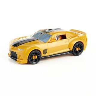Transformers Age of Extinction Bumblebee Power Attacker: Toys & Games