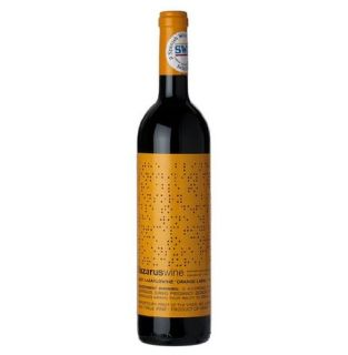 "2007 Lazarus Wine ""Orange Label"" Ribera del Gallego Cinco Villas: Wine"