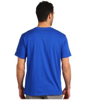Toes on the Nose Dawn Patrol T Shirt Cobalt