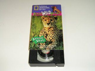 Really Wild Animals Swinging Safari (44 Minute Vhs): Toys & Games