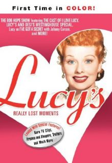 Lucy's Really Lost Moments (In Color): Lucille Ball, Desi Arnaz, Legend:  Instant Video