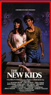 The New Kids [VHS]: Shannon Presby, Lori Loughlin, James Spader, John Philbin, David H. MacDonald, Vince Grant, Theron Montgomery, Eddie Jones, Lucy Martin, Eric Stoltz, Paige Price, Court Miller, Steven Poster, Sean S. Cunningham, Rita Roland, Andrew Foge