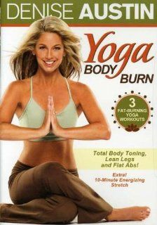 Denise Austin: Yoga Body Burn: Denise Austin, Cal Pozo: Movies & TV