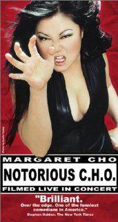 Margaret Cho   Notorious C.H.O. [VHS]: Margaret Cho, Kirk Miller, Lorene Machado, Andrea Cunningham, Karen Taussig, Ran Barker, Suzanne Ali: Movies & TV