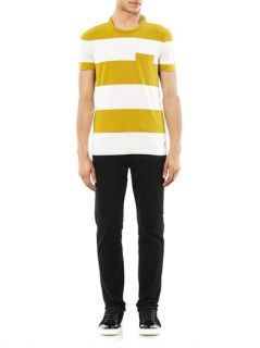 Reighton striped cotton T shirt  Burberry Brit  I