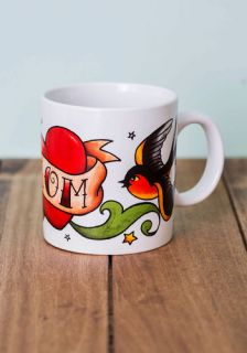 The Parent Tat Mug in Mom  Mod Retro Vintage Kitchen