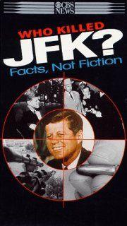 Who Killed JFK? [VHS]: Dan Rather, Phil Jones, Erin Moriarty, Richard Schlesinger: Movies & TV