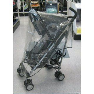 Cybex Callisto, Onyx and Eclipse Single Stroller Rain and Wind Cover : Baby Stroller Weather Hoods : Baby