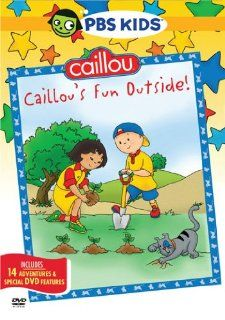 Caillou: Caillou's Fun Outside: Ellen David: Movies & TV