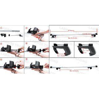 Roof Rack Locking Cross Bars BMW X3, X5, 3 & 5 Series Wagon Automotive