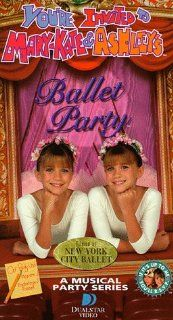 You're Invited to Mary Kate & Ashley's Ballet Party [VHS]: Ashley Olsen, Mary Kate Olsen: Movies & TV