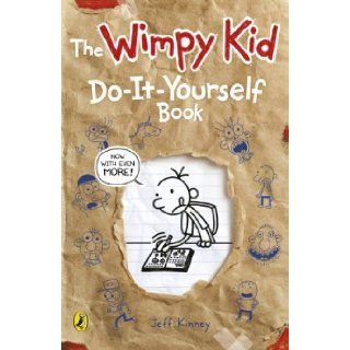 Do It Yourself Book (Diary of a Wimpy Kid) Jeff Kinney 9780141339665 Books