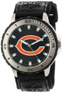 Game Time Men's NFL VET CHI Veteran Custom Chicago Bears Veteran Series Watch Watches