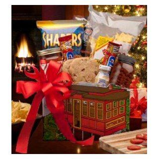 Pittsburgh Readily Edible Gourmet Gift Basket : Gourmet Snacks And Hors Doeuvres Gifts : Grocery & Gourmet Food