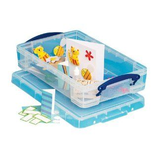 Really Useful Box 4.0 Litre   Clear