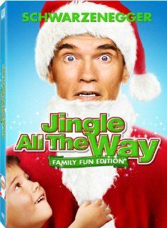 Jingle All the Way (Family Fun Edition): Arnold Schwarzenegger, Sinbad, Phil Hartman, Rita Wilson, Robert Conrad, Martin Mull, Jake Lloyd, James Belushi, E.J. De La Pena, Laraine Newman, Justin Chapman, Harvey Korman, Brian Levant, Chris Columbus, James Mu