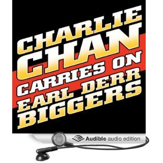 Charlie Chan Carries On (Audible Audio Edition) Earl Derr Biggers, James Langton Books