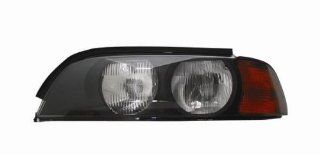 1999 BMW 5 SERIES From 3/99 HALOGEN LEFT HAND REPLACEMENT HEAD LIGHT TYC 20 6550 91 Automotive