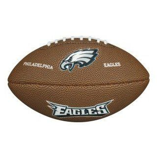 Philadelphia Eagles Mini Soft Touch Football   Sports Related Collectible Footballs