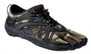 Men's Fila Skele Toes Bay Run 2 Sneakers R.T.AP/BLK 14 M: Shoes