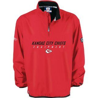 Reebok Kansas City Chiefs Hot Jacket : Sports Related Merchandise : Sports & Outdoors