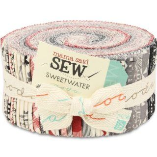 Moda Mama Said Sew Jelly Roll Quilt Strips 5490JR