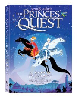 Azur and Asmar: The Princes' Quest: Sean Barrett, Frank Olivier Bonnet, Jacques Pater, Patrick Timsit, Mohamed Ourdache, Hichem Rostom, Nigel Lambert, Mohamed Damraoui, Hiam Abbass, Sonia Mankai, Michel Elias, Keith Wickham, Cyril Mourali, Nicolas Lorm