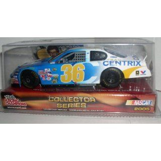 #36 BLUE AND WHITE CHEVY MONTE CARLO BORIS SAID 2005 NASCAR: Toys & Games