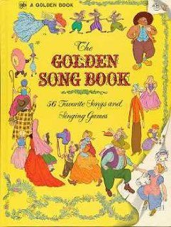 The Golden Song Book 56 favorite songs and singing games (28th printing): Katharine Tyler Wessells, Gertrude Elliott: 9780307135827: Books