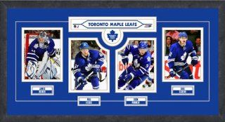 Dion Phaneuf Toronto Maple leafs Framed Player Series AAOJ019  Sports Fan Photographs  Sports & Outdoors
