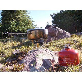 MSR Windpro Canister Stove : Backpacking Stoves : Sports & Outdoors