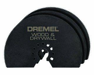 Dremel MM450B Multi Max Wood Drywall Saw Blade, 3 Pack   Circular Saw Blades