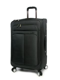 Perry Ellis Mens Upright 29 Rolling Luggage