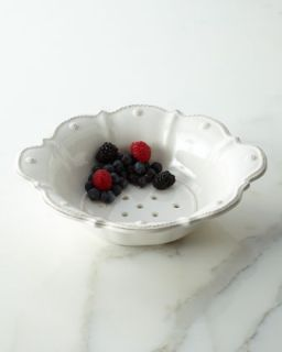 Berry & Thread Colander   Juliska   Whitewash