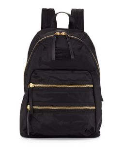 Domo Arigato Packrat Backpack, Black   MARC by Marc Jacobs